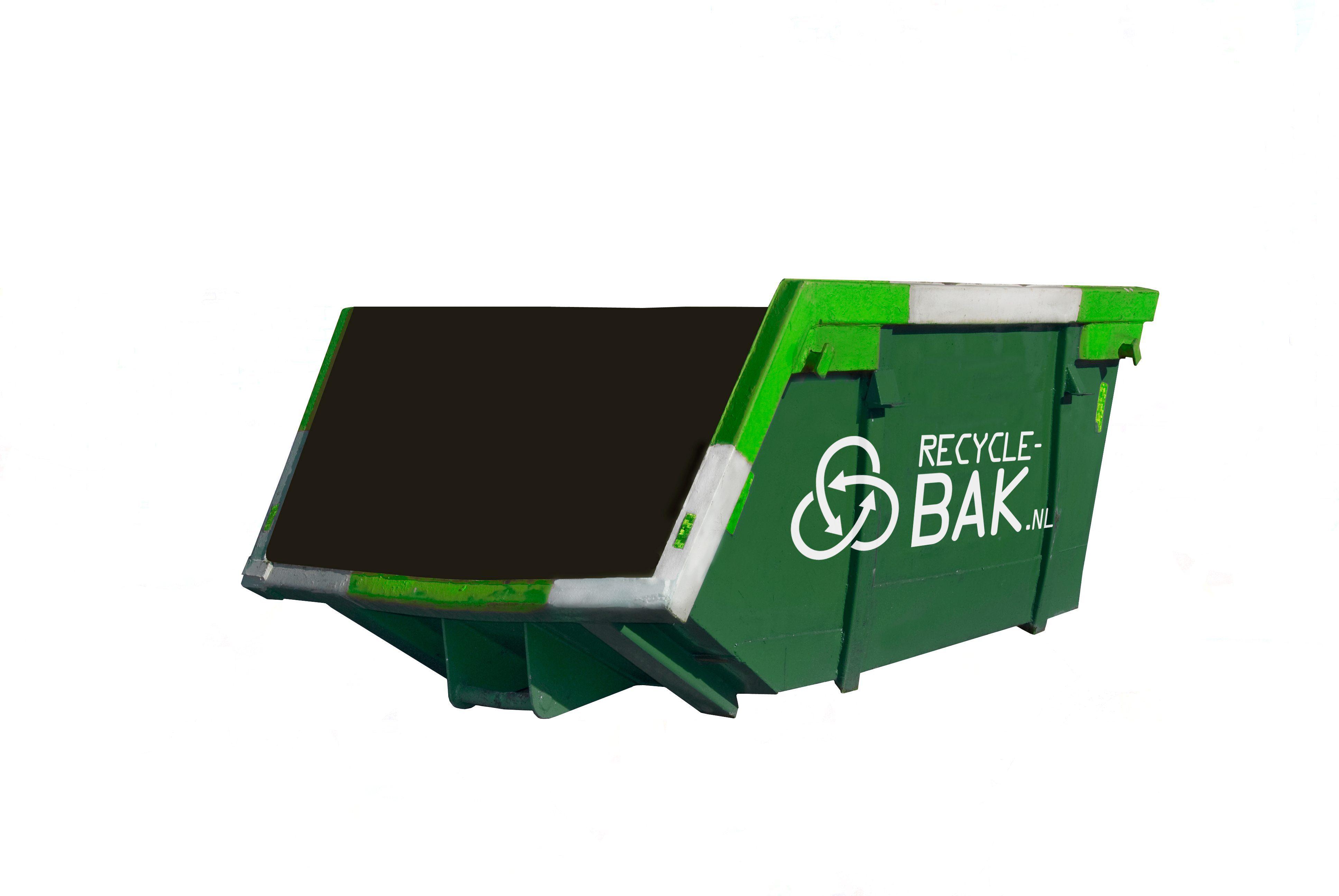 Hout container 3m goedkoop huren recycle - Keukenmeubelen hout recyclen ...