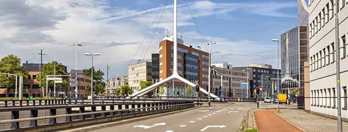 Container huren in Eindhoven