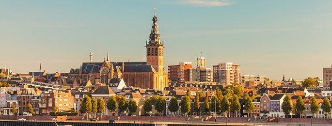 Container huren in Nijmegen