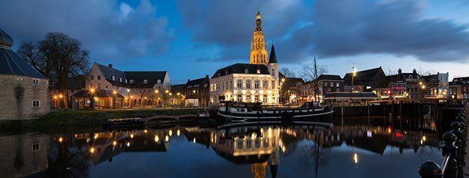 Container huren in Breda