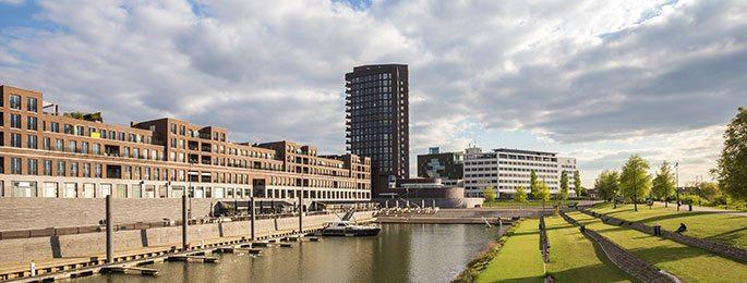Container huren in Venlo