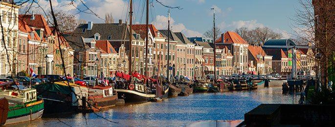 Container huren in Zwolle